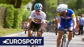 Liège-Bastogne-Liège 2018 | Highlights | Cycling | Eurosport