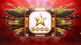 Tanki Online - Gold boxes 5000-9000 (May holidays)