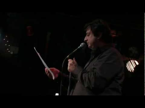 Letter to Eugene Mirman from MySpace Band