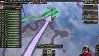 Hearts of Iron IV: Waking the Tiger -- Three Day War Multiplayer -- Day Three