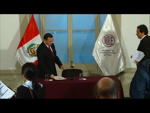 Grupo de Lima invita a un centenar de países a una cumbre sobre Venezuela | AFP