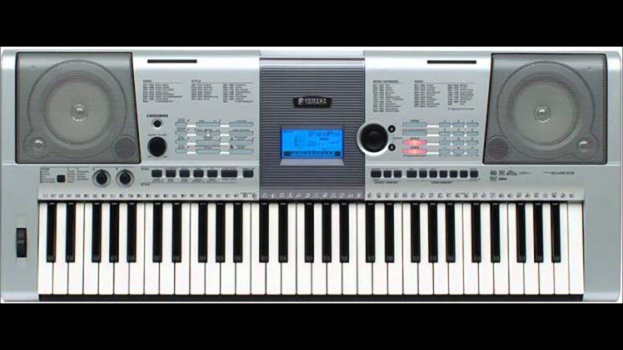 Yamaha portatone psr e403 youtube for Yamaha portatone keyboard