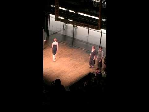 Cabaret Curtain Call - 1/6/2015 - Starring Alan Cumming & Emma Stone @Studio 54 NY, NY