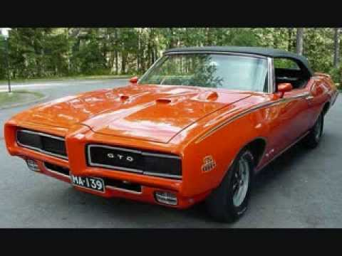 Top 10 Best: Muscle Cars - YouTube