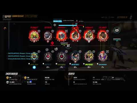 Overwatch on console with a mouse and keyboard