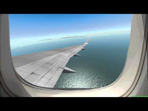 Montevideo-Lima Flight B757