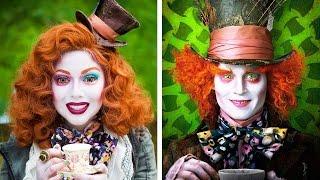 Mad Hatter Makeup!   Charisma Star