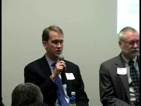 The Financial Crisis and Healthcare: Part 2 Panel Discussion