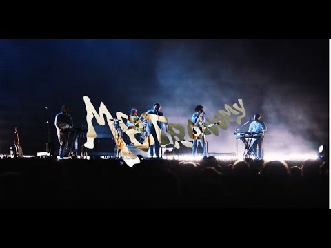Metronomy en Pepsi Center WTC | Aftermovie