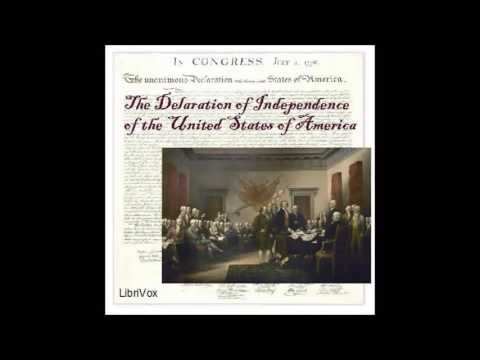 Declaration of Independence by Thomas Jefferson et Alii