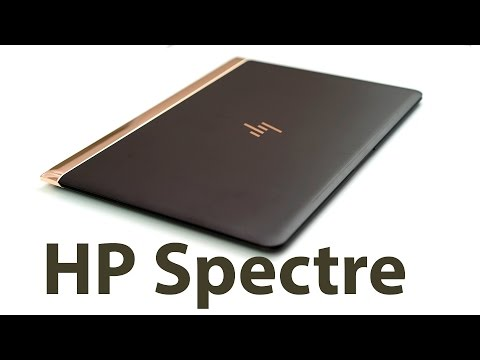 HP Spectre Review