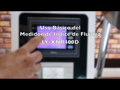 Plastómetro - Medidor de índice de fluidez
