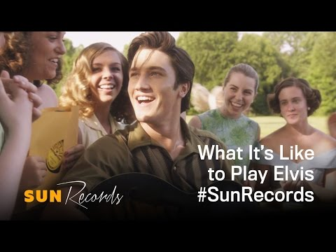 Sun Records on CMT  Drake Milligan on Playing Elvis Presley