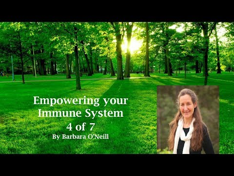 Empowering your Immune System: Barbara O'Neill