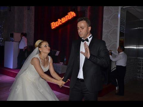 Düğün Girişi Böyle mi Olur? Yaptık Olduuuu :)