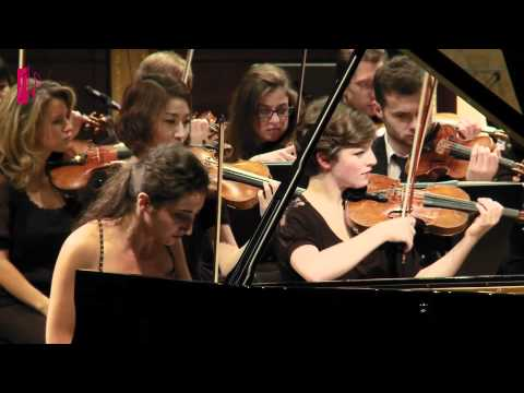 Maurice Ravel - Piano Concerto for the left hand (Full)