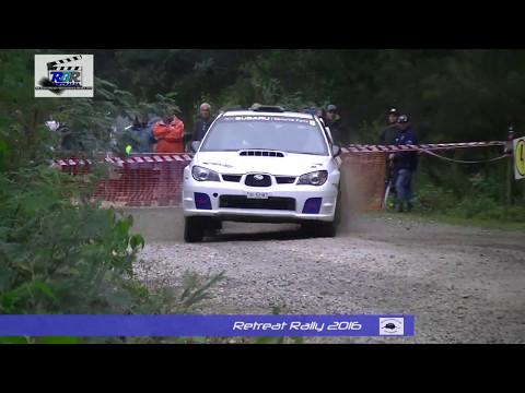 Retreat Rally 2016 - Round 1 Tasmanian Rally Championship 2016 - RBR Australia