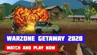 Warzone Getaway 2020 · Game · Gameplay