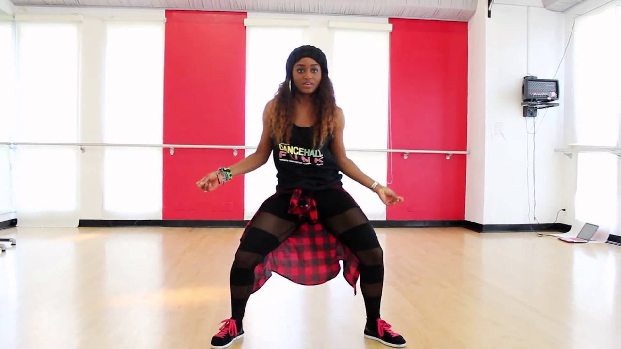 Dancehall Dance Outfit