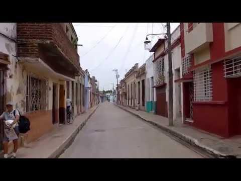 Calle Palma y mas - Camagüey Cuba