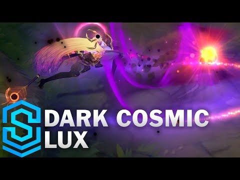 Dark Cosmic Lux Skin Spotlight - Pre-Release - League of Legends