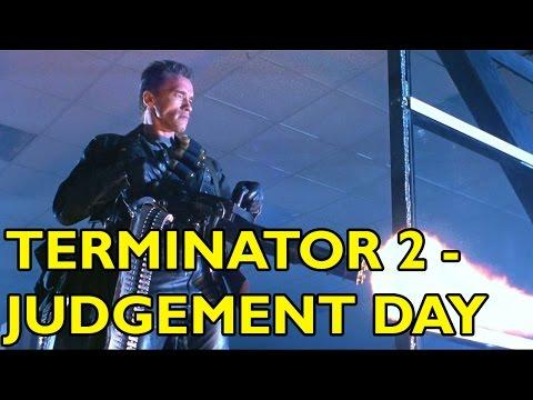 Movie Spoiler Alerts - Terminator 2: Judgement Day (1991) Video Summary