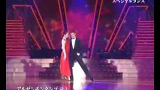 NTV Dancing with the Stars 2006 la Cumparsita alejandrozacco@yahoo....