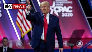 IN FULL: Former US President Donald Trump hints at 2024 run