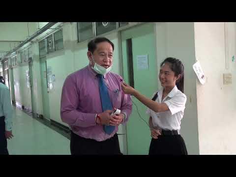 สัมภาษณ์ อธิการบดี มทร.ธัญบุรี การสอบคัดเลือกนักศึกษาระบบสอบตรง (ปวช./ปวส./กศน.) ปีการศึกษา 2563