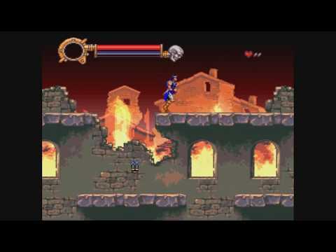 Castlevania Dracula X Snes With Codes Youtube