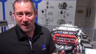 What is a 707 Horsepower Hell Crate Engine?