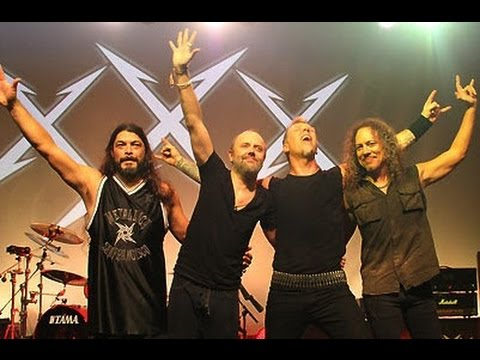Interview With Metallica: New Album And Antarctica's Show Controversy