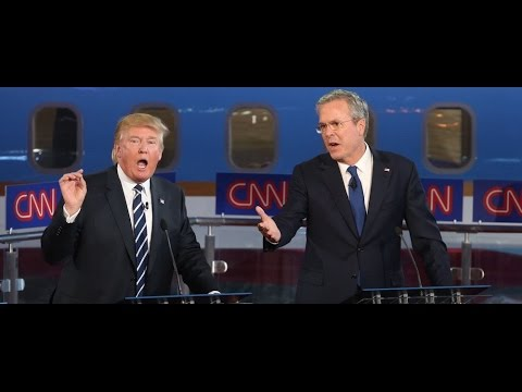 Second Republican/GOP Primary Debate September 16, 2015 Election 2016