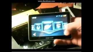 обзор навигатора DEXP Auriga DS500