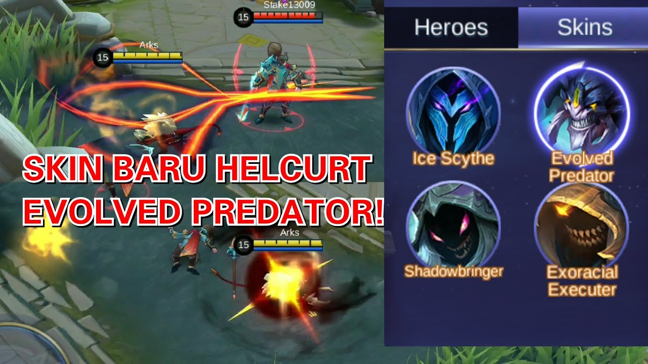 400 Gambar Hero Ml Helcurt Gratis Terbaru