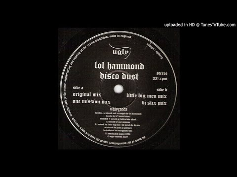 Lol Hammond - Disco Dust (Original Mix)