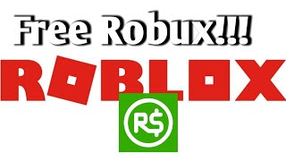 HOW TO GET FREE ROBUX APRIL 2019!!!