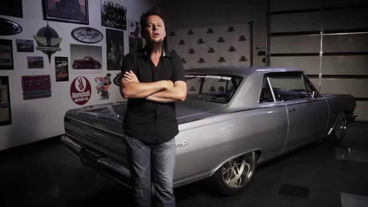 Kindig It Design >> Dave Kindig of Kindig-it Design Talks About RaceDeck Garage Flooring - YouTube
