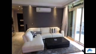 Brand new Ultra Modern 2 BR Apt 3rd Floor with Balcony Rd 233 – Maadi – Degla