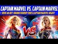 Captain Marvel VS. Captain Marvel - How An Off-Brand Parody Did Captain Marvel Right!
