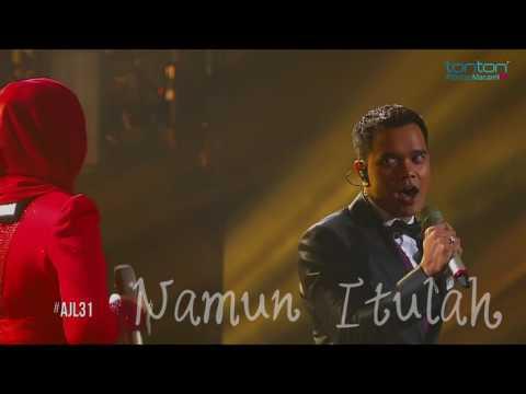 Selamanya Cinta Lirik Alif Satar ft Shila Amzah