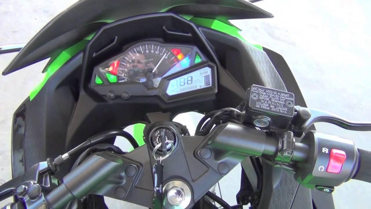 Ninja 300 MPG on the Highway - YouTube