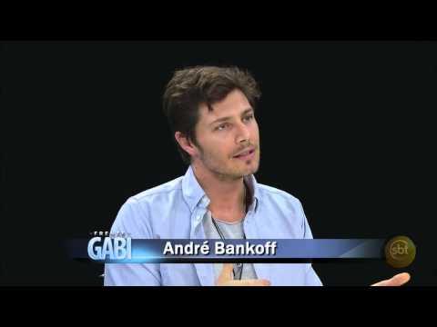 De Frente com Gabi - ANDRÉ BANCOFF (ATOR) - COMPLETO - 04/05/2014 - (HDTV)