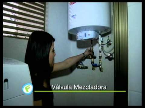 C mo utilizar el termo de manera ptima youtube - Como instalar termo electrico ...