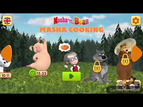 Masha And Bear: Cooking Dash - Android GamePlay