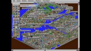 SimCity 2000 (1993) New York City