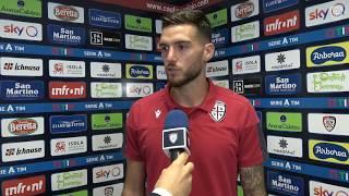 Cagliari-Hellas Verona, le parole del post-partita