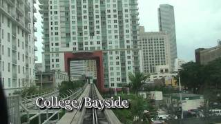 Miami Downtown Metromover - Inner Loop 2011