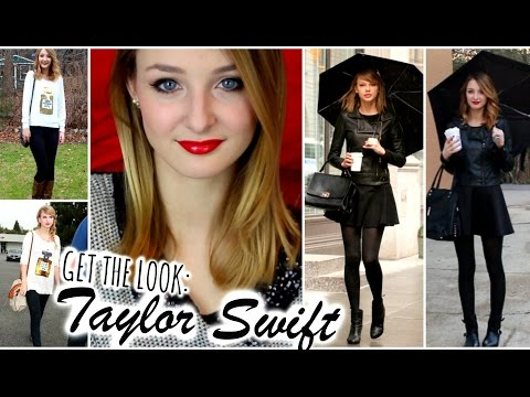 Taylor Swift | Makeup, Hair & Outfits! ♥ 1989 Inspired Looks