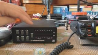 видео Высокочастотные усилители против антенн.